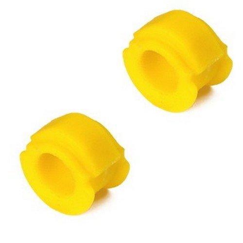 Preisvergleich Produktbild Satz von 2 Stück PU Buchse,  19-01-2667-2 Vordere Aufhängung,  Stabilisator 80 ID 24 mm