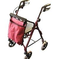 De bolsa de - andador de bolsa de almacenamiento de para 4 maleta con asa y ruedas andadores y sillas de ruedas.