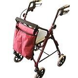 Rollator Tasche–Storage Tasche für 4Rollator.
