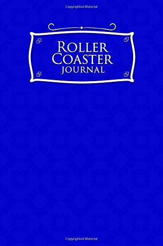 Roller Coaster Journal por Rogue Plus Publishing