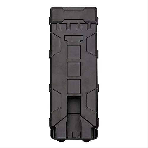 Schwarz Shotgun Model Magazine Box Leichte Hang Buckle-System Assembly Magazine -