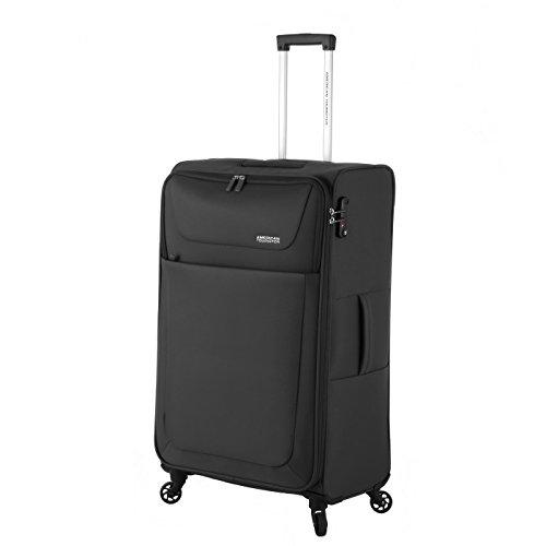 american-tourister-trolley-koffer-sacramento-4-rollen-78cm-schwarz