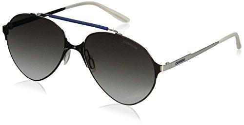 Carrera Herren 124/S HD 6LB Sonnenbrille, Grau (Ruthenium/Grey Sf), 58