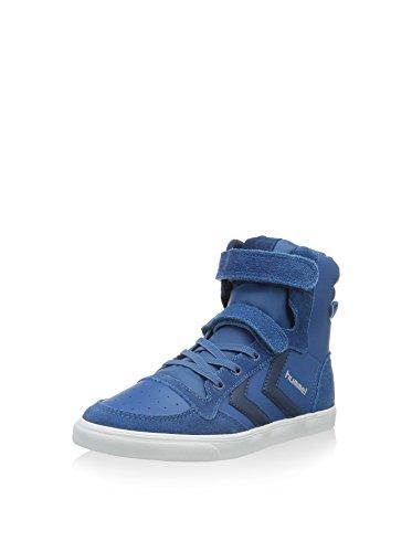 Hummel Unisex-Kinder Lauflernschuhe Blau