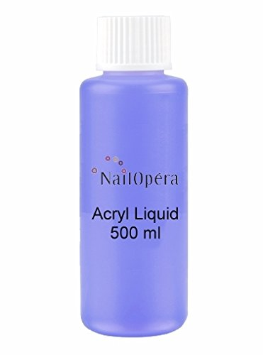 nailopéra acrylique Liquid, 1er Pack (1 x 500 ml)