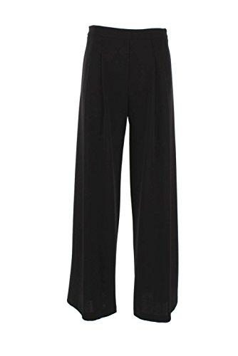 Pantalone Donna Kaos Collezioni 46 Nero Fi1co086 Autunno Inverno 2015/16