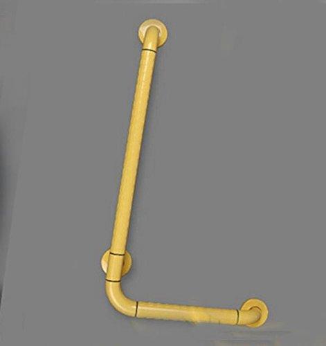 ssby barrier-free corrimano, Stanza multifunzione braccioli, Corrimano a forma di persone disabili nella parete anziani, Corrimano 70*70cm yellow