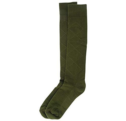 Alpinestars Supervictory coolmax Socken, Farbe grün-schwarz, Größe S/M -