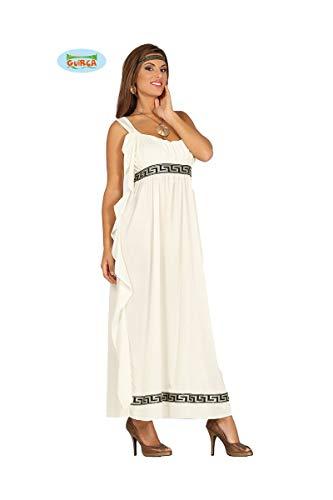 Olympische Göttin Kleid Zum Griechen Kostüm für Damen M - L, Größe:L