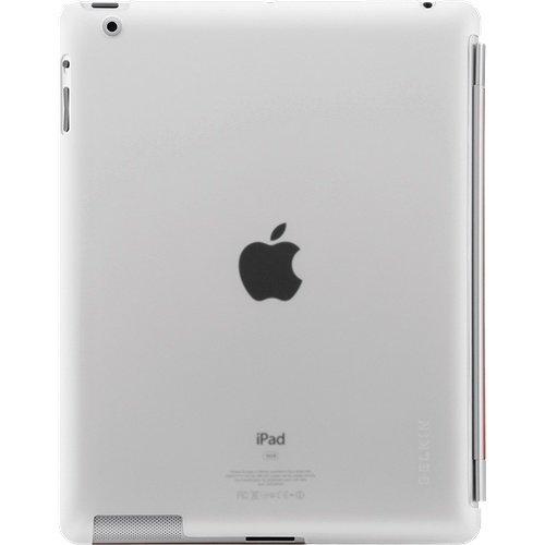 Foto Belkin F8N631EBC01 Protezione Posteriore per iPad 2Gen da Abbinare con Smart Cover, Trasparente