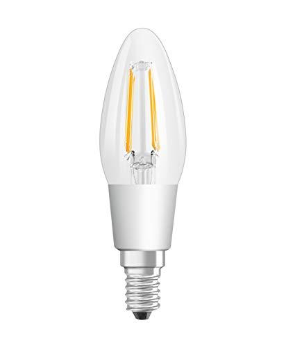 Osram 4058075808140 Ampoule LED Verre 5,00 W E14 Transparent