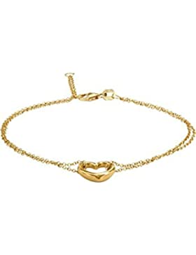 CHRIST Gold Damen-Armband 375er Gelbgold One Size, gold
