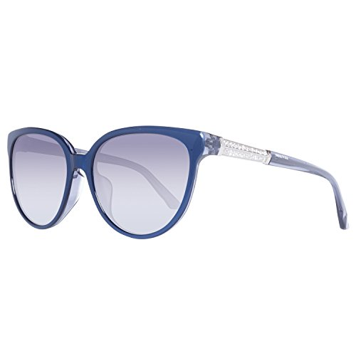 Swarovski Gafas de Sol Sk0082-F 90W (57 mm) Azul