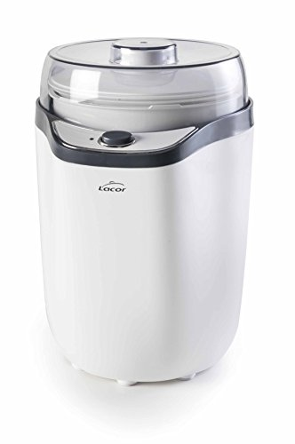 Lacor 69246 Yogurtera, 20 W, 1 Liter,