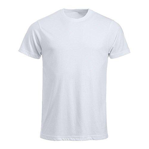 Clique Herren T-Shirts New Classic weiß (00)