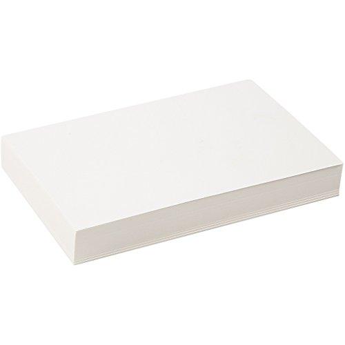 artdee Aquarellpapier , weiß, DIN A4, 300 g/m² - 100 Blatt