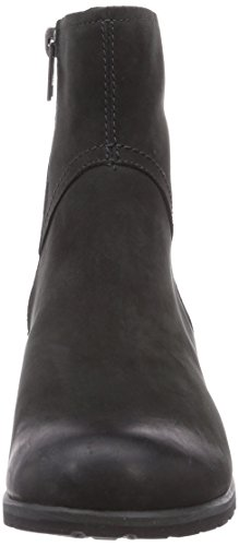 Putnam Nero Timberland Ankle donna Putnam Stivali Black EK Nubuck Zip Schwarz Boot chelsea FTW WP dCrw1qPfCx