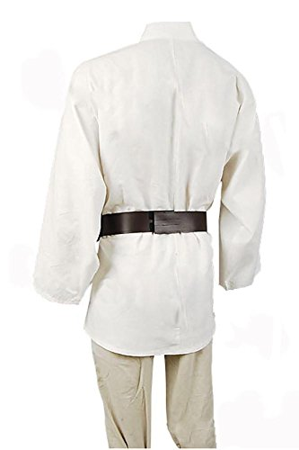 Star Wars Luke Skywalker Tunika Cosplay Kostüm S