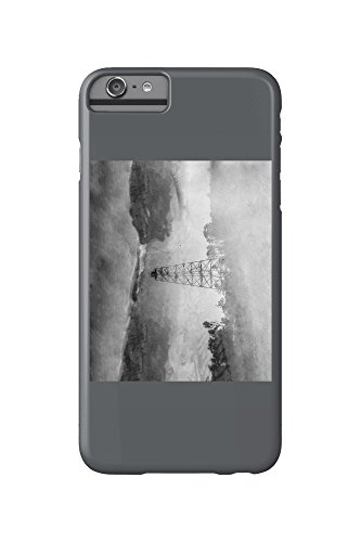 drewrys-bluff-va-signal-tower-at-ft-darling-civil-war-photograph-iphone-6-plus-cell-phone-case-slim-