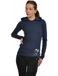 3 Elfen - Sweat-shirt à Capuche -fée de feuille