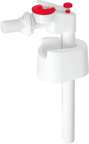 Fominaya NEMO 38R – Grifo silencioso lateral, conexión POM (resina) 3/8″