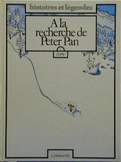 A la recherche de Peter Pan par Cosey