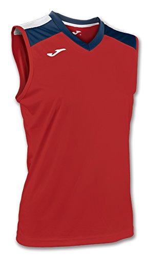 Joma 900140 600 T-Shirt Femme Rouge