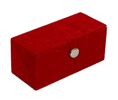 Kuber Industries™ Earing Organiser In Hard Board Material (12 Pair Capacity)