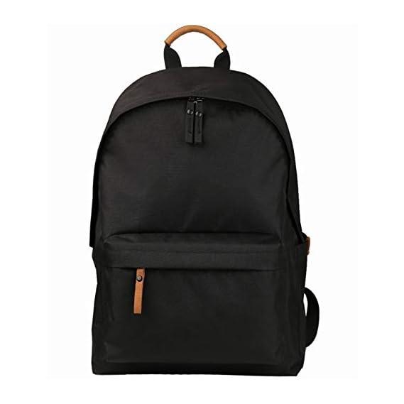 Generic Yi&Mi Simple College Wind Shoulder Bag School Backpack