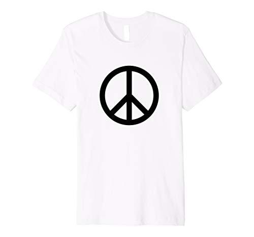 (Peace Freiheit Frieden Zeichen T-Shirt)