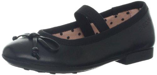 Geox Zapatos De La Escuela De Niñas Junior De Plie