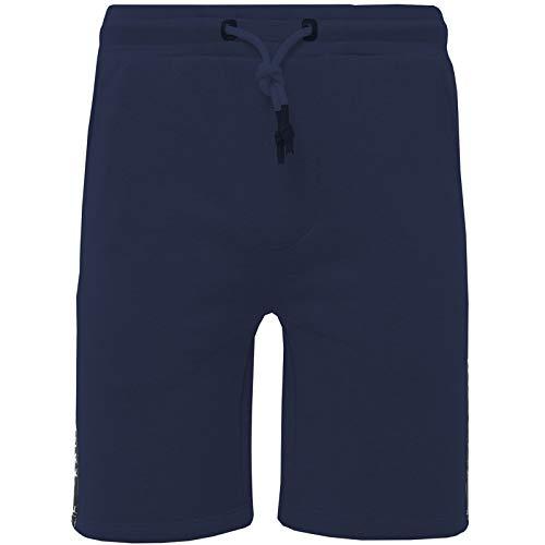 Kangol Herren Troy Plus Big Tall Sweat Shorts - blau - XX-Large