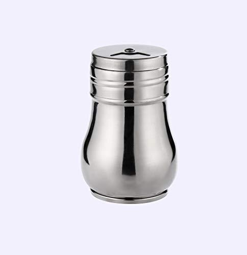 Genven Neue Küchenhelfer Portable Edelstahl Zahnstocher Halter Spice Box Küche Werkzeuge (Silber)