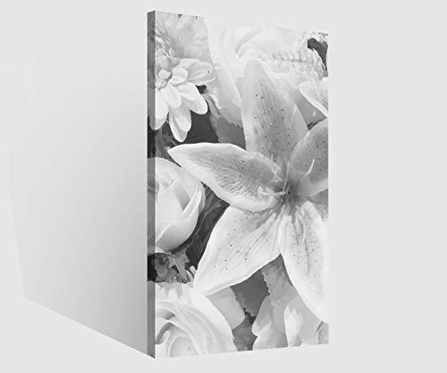 Leinwandbild Weiße Lilie
