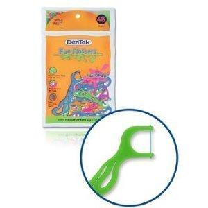 dentek-fun-flossers-with-fluoride-4-packs-of-48-by-dentek