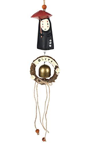 CoolChange Japanisches Chihiros Reise ins Zauberland Ohngesicht Windspiel mit Glocke