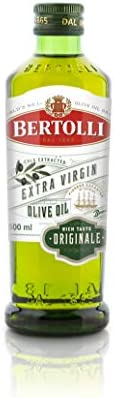 Bertolli Extra Virgin Olive Oil, 500ml