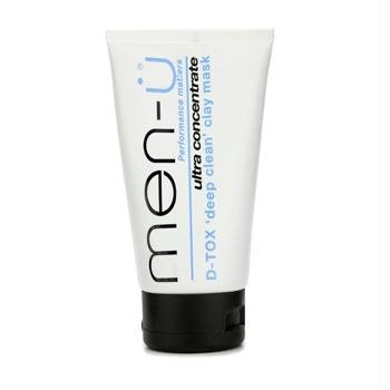 Men-u D-TOX Deep Clean Clay Mask 100ml