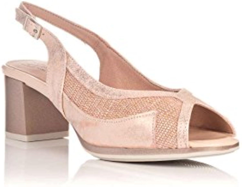 Sandalias De Las Lentejuelas De La Boca De Pescado De La Nueva Manera del Verano Zapatos De Plataforma Impermeables 37 EU|White
