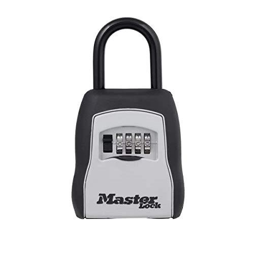 MASTER LOCK Caja fuerte para llaves [Mediana] [Con arco] - 5400EURD -