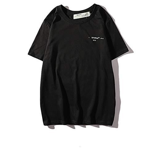 2019 Fashion t Shirt OW Color Square Tee Shirt Men Women