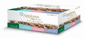 Applaws Cat Food Fish Selection 12 x 70 g