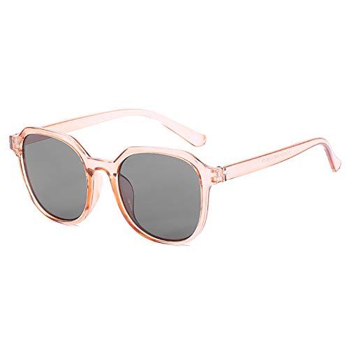 Persönlichkeit Sonnenbrille Stilvolle Satz von Gesicht Typen UV-Schutz Langlebige Multi-Color-Optionen,Chrome