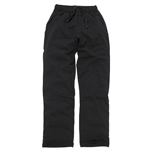 Pantalon de sport noir d'Ahorn en grandes tailles jusqu'à 10 XL, Taille:10XL