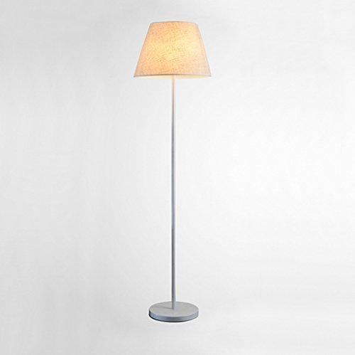MMM Stehlampe Schlafzimmer Studie Landelicht Europäischen Stil Einfache Wohnzimmer Tuch Vertikale Beleuchtung (Farbe : Ma-a)