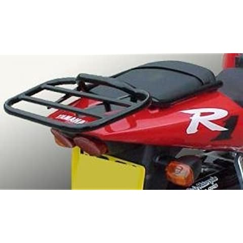 renntec rack Carrier para Yamaha YZF R1 2000 – 2001, color negro