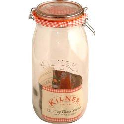 Kilner Cliptop Jar - Round 3L (652316)