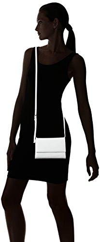 Picard - Auguri, Borse a tracolla Donna Bianco (Weiss-lack)