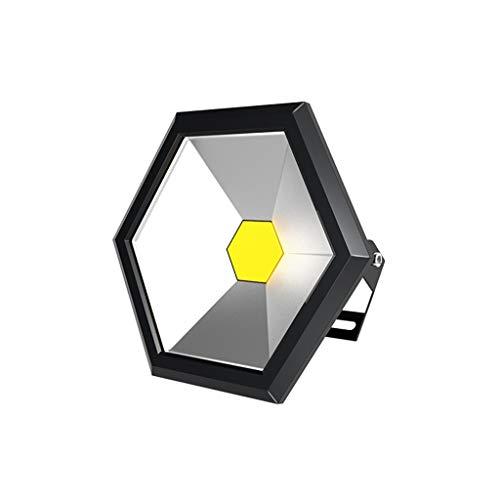 LED Flutlicht, Sicherheit Wasserdicht Super Hell Quadrat Aufladung Metall Tunnel Gericht Leuchter Ingenieurwesen (größe : 50W) - Cree Freien Led Flut-im