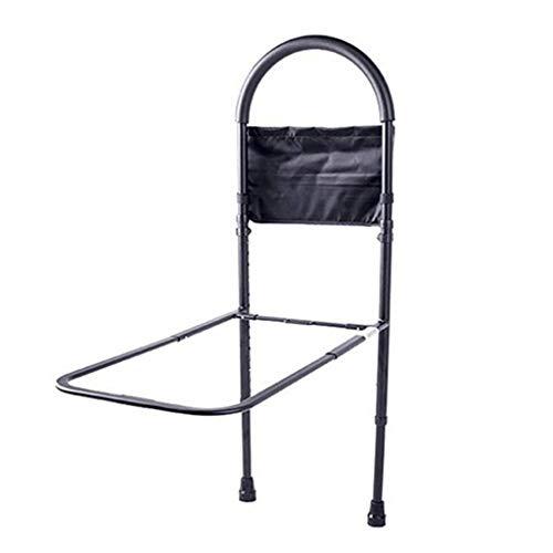 WCX Barandilla para Cama Protección Anticaída Barra Lateral De Seguridad para Ancianos Individual Barandilla De La Cama Barra Lateral De Seguridad De La Cama (Color : Red, Size : 35cmx81cmx70cm)
